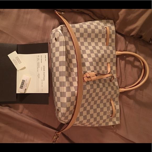 d1f3a8e6b2ea Louis Vuitton N41579 Girolata Damier Azur